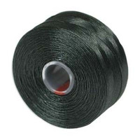 S-Lon Beading Thread Size D - Dark Green