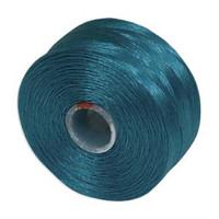 S-Lon Beading Thread Size D - Teal