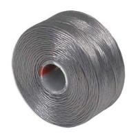 S-Lon Beading Thread Size D - Grey