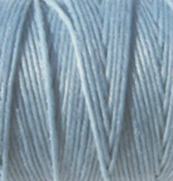 Waxed Irish Linen - 4 ply - Robin Egg Blue (10 yds)