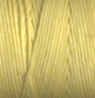 Waxed Irish Linen - 4 ply - Lemon Yellow (10 yds)