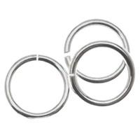 UnCommon Artistry Sterling Silver Open Jump Rings 8mm 18 Gauge (20)