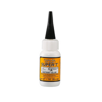 Hot Stuff Super T Medium Instant CA Glue - 1oz HST-7