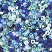 Miyuki Seed Beads 11/0 Winter Dreams Mix (10 grams)