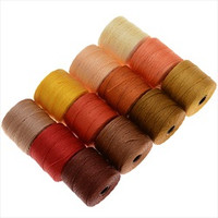 Super-Lon Cord - Size 18 Cord - Fall Mix