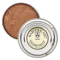 Baroque Art Gilders Paste 1 Ounce Copper