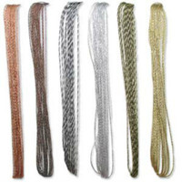 On The Surface Embellishment Cord - Precious Metals