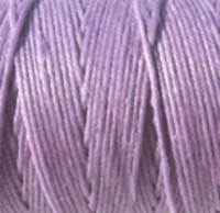 Waxed Irish Linen - 2 ply - Lavender (10 yds)