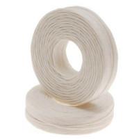 Waxed Linen - 1mm - Natural Beige
