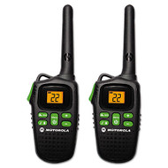 Talkabout MD200R GMRS Two-Way Radios, 1 Watt, 22 Channels