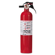Full Home Fire Extinguisher, 2.5lb, 1-A, 10-B:C