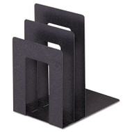 "Soho Bookend with Squared Corners, 5""w x 7""d x 8""h, Granite"