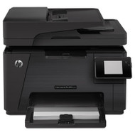 Color LaserJet Pro M177fw Wi-Fi Multifunction Laser Printer, Copy/Fax/Print/Scan