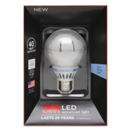 LED Advanced Light Bulbs A-19, 40 Watts, Cool