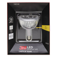 LED Advanced Light Bulbs BR-30, 75 Watts, Warm