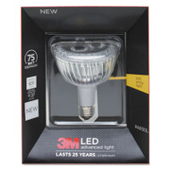 LED Advanced Light Bulbs PAR-30L, 75 Watts, Warm