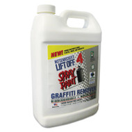 #4 Spray Paint Graffiti Remover, Pine Scent, 1 gal Bottle
