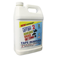 #2: Adhesives, Grease & Oily Stains Tape Remover, Lemon Scent, 1 gal Bottle