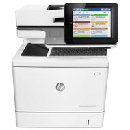 Color LaserJet Enterprise Flow MFP M577z Wireless Printer, Copy/Fax/Print/Scan