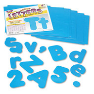 """Ready Letters Casual Combo Set, Blue, 4""""h, 182/Set"""