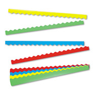Terrific Trimmers Border Variety Pack, 2 1/4 x 39, Assorted Colors, 48/Set