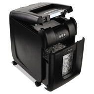 Stack-and-Shred 200X Auto Feed Super Cross-Cut Shredder, 200 Sheet Capacity