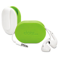 Flex Earbud Wrap, Lime Green