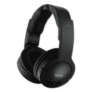 Wireless Radio Frequency Headphones, Black