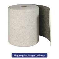 """Re-Form Plus Sorbent-Pad Roll, 62gal, 28 1/2"""" x 150ft, Gray"""