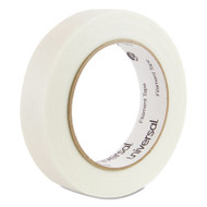 "110# Utility Grade Filament Tape, 24mm x 54.8m, 3"" Core, Clear"