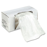 High-Density Shredder Bags, 25-33 gal Capacity, 100/Box
