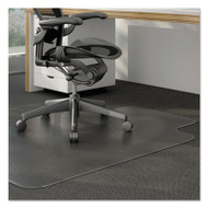 Studded Chair Mat for Low Pile Carpet, 45 x 53, Clear