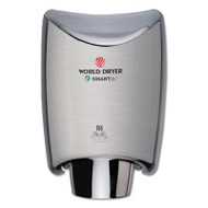 SMARTdri Hand Dryer, Stainless Steel, Brushed