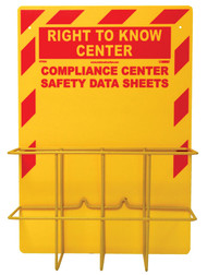 RIGHT-TO-KNOW CENTER WITHOUT BINDER