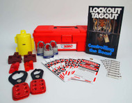 ELECTRICAL LOCKOUT KIT - BILINGUAL