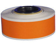 HIGH GLOSS HEAVY DUTY CONTINUOUS VINYL ROLL ORANGE