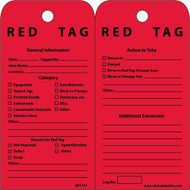 Red Tag 5S