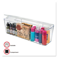 Caddy Organizer, 13.24 x 4, White