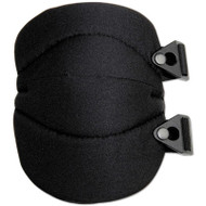 ProFlex 230 Wide Soft Cap Knee Pad, One Size Fits Most, Black