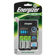 Recharge 1 Hour Charger, AA or AAA NiMH Batteries, 3 per carton