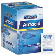 Analgesics & Antacids Refills for First Aid Cabinet, 250 Doses per box