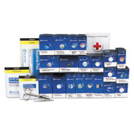 50 Person ANSI Class A+ First Aid Kit Refill, 241 Pieces