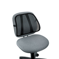 Office Suites Mesh Back Support, 17 3/4 x 5 x 15, Black