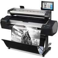 DesignJet HD Pro MFP with Encrypted Hard Disk, Print