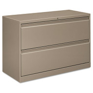 Flagship Two-Drawer Lateral File, 30w x 18d x 28h, Light Gray