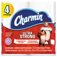 Ultra Strong Bathroom Tissue, 2-Ply, 4 x 3.92, 71 Sheets/Roll, 4 Rolls/Pack