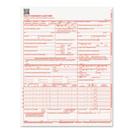 CMS 02/12 Insurance Claim Form, 8 1/2 x 11, 250 Forms