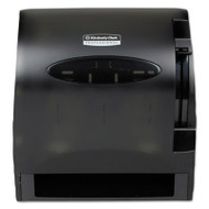 Lev-R-Matic Roll Towel Dispenser, 13 3/10w x 9 4/5d x 13 1/2h, Smoke
