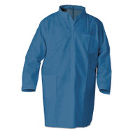 A20 Breathable Particle Protection Professional Jacket, Large, Blue, 15/Carton