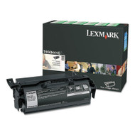 T650H41G High-Yield Toner, 25000 Page-Yield, Black